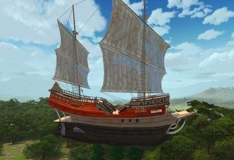 Корабль LuckCatchers «Купец»