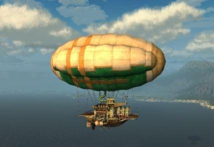Корабль LuckCatchers «Паладин»