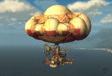 Корабль LuckCatchers «Мамонт»