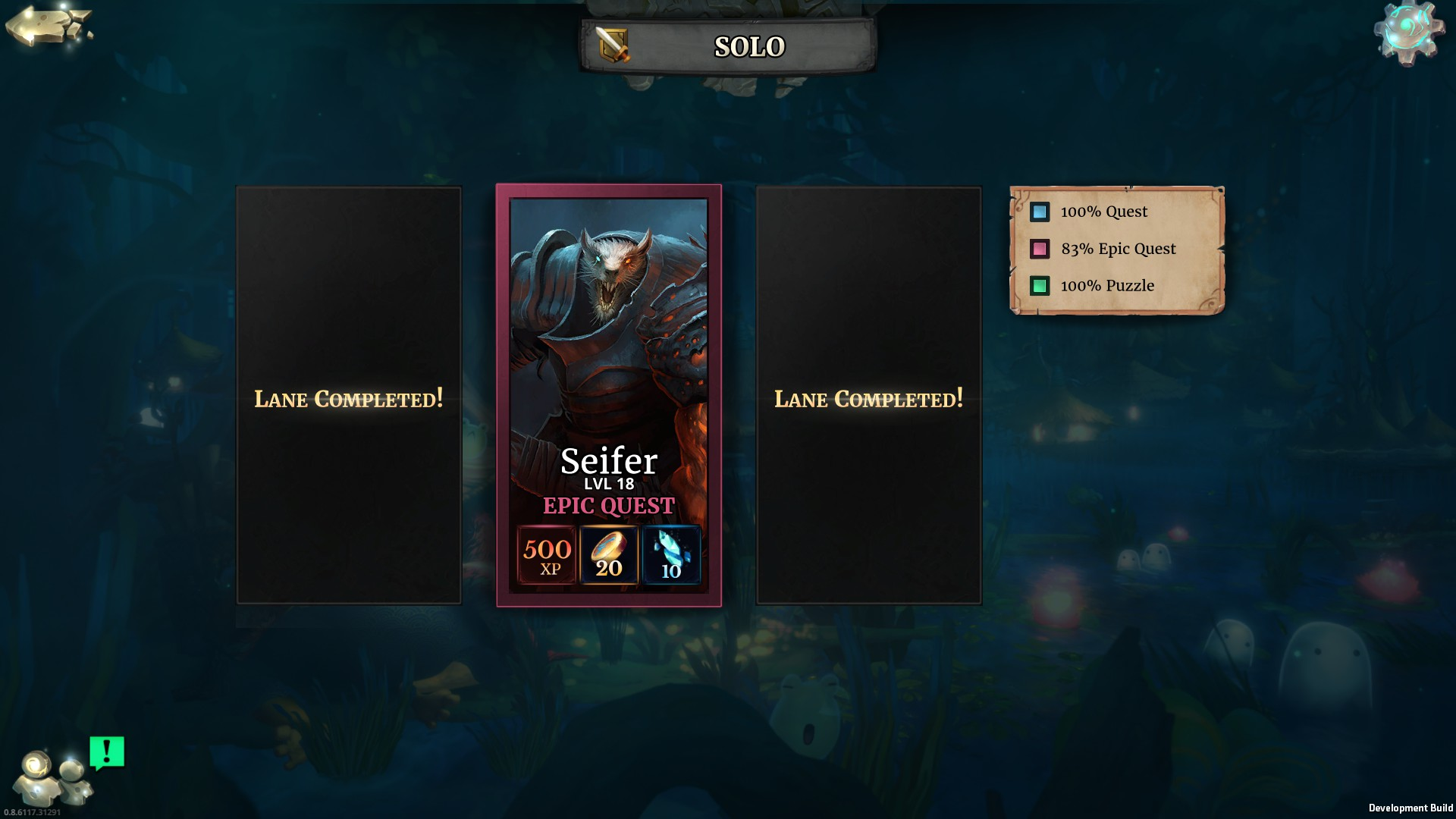 how to beat Seifer lvl 18, epic quest? :: Faeria General