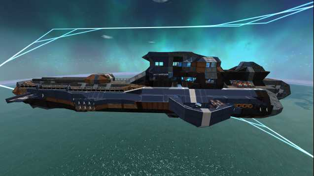 From The Depths - Forum - GCS - Dieselpunk Forge-works and Airships