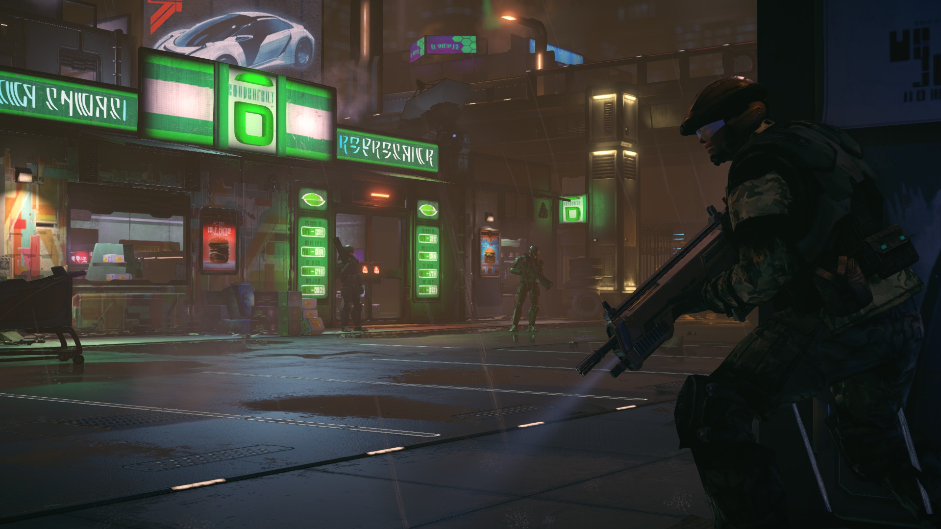 29th XCOM 2 Campaign - 29th Infantry Division