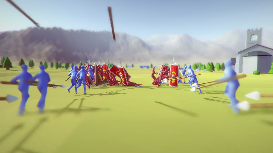 Totally Accurate Battle Simulator Repack Small Size Highly Compressed