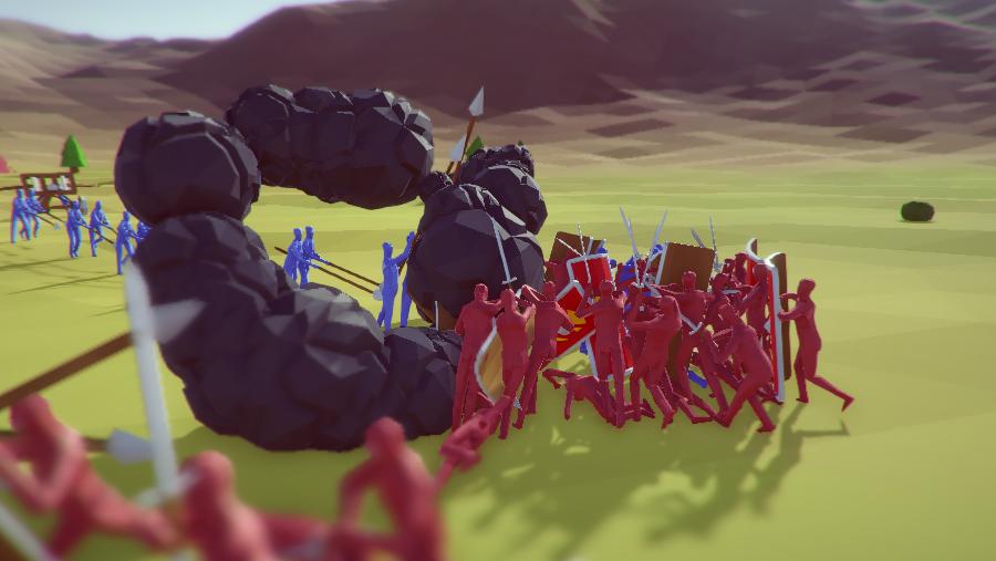 Totally Accurate Battle Simulator Repack