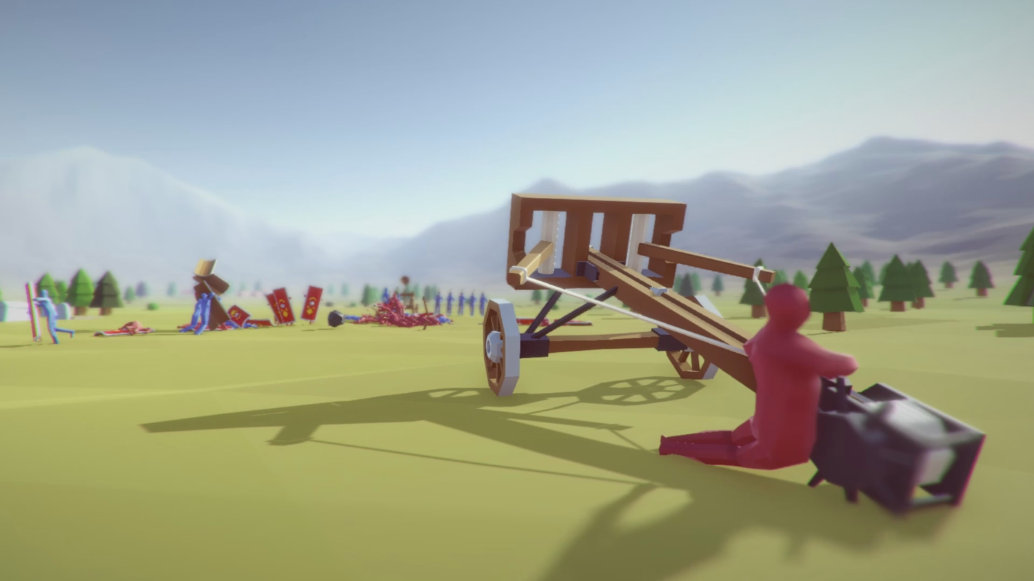 Image of Totally Accurate Battle Simulator Repack PC Game Full Version Free Download