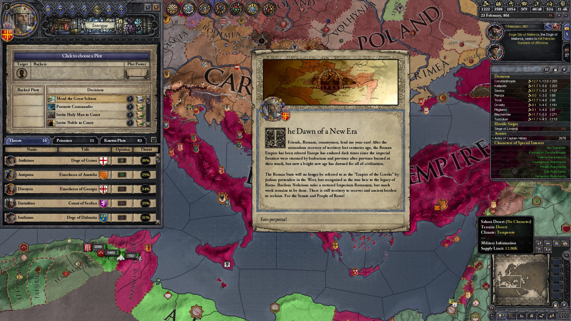 Crusader Kings 2 Thread Iii Keeping Up With The Karlings Page 42