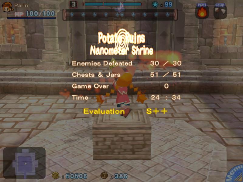 S++ Level Rank