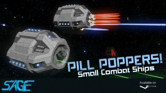 Steam workshop pill poppers small combat ships - Small reactor space engineers gallery ...