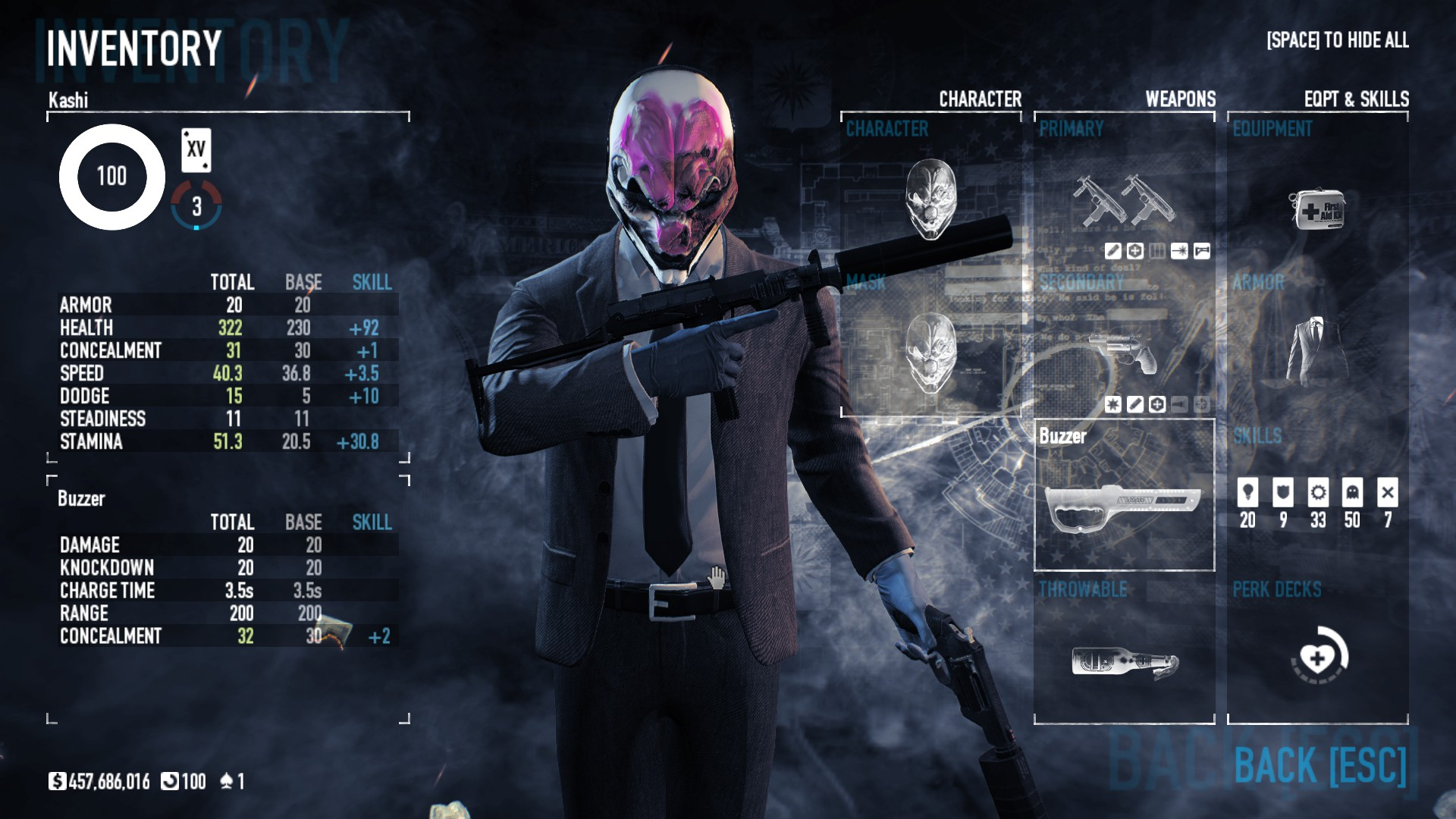 Payday  Best Sniper Build