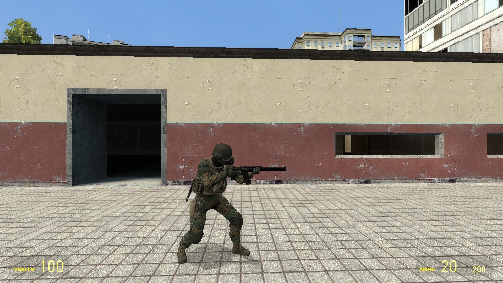 Alex Vestin's Operators: Playermodels | SGM Community