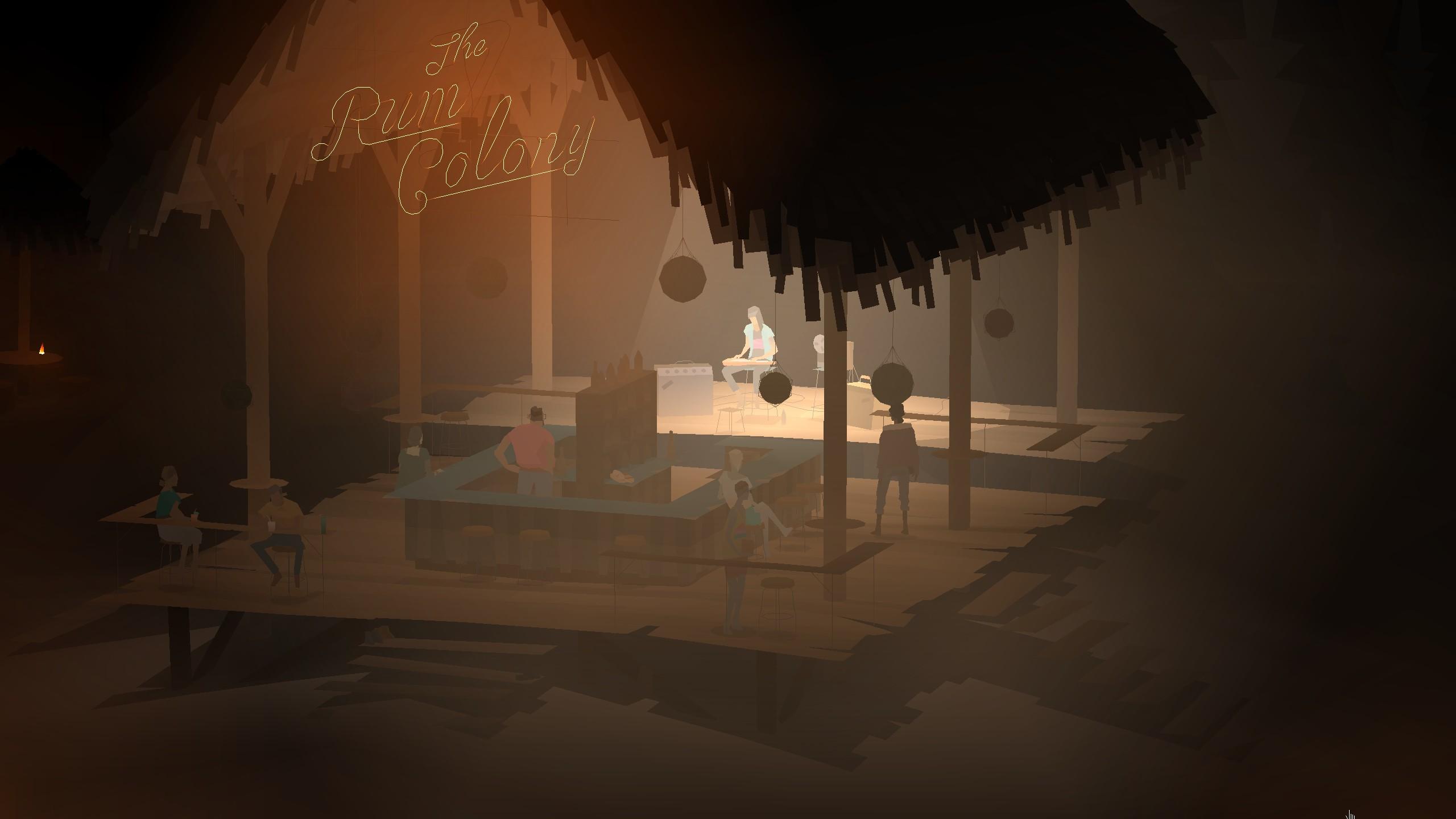 The Rum Colony