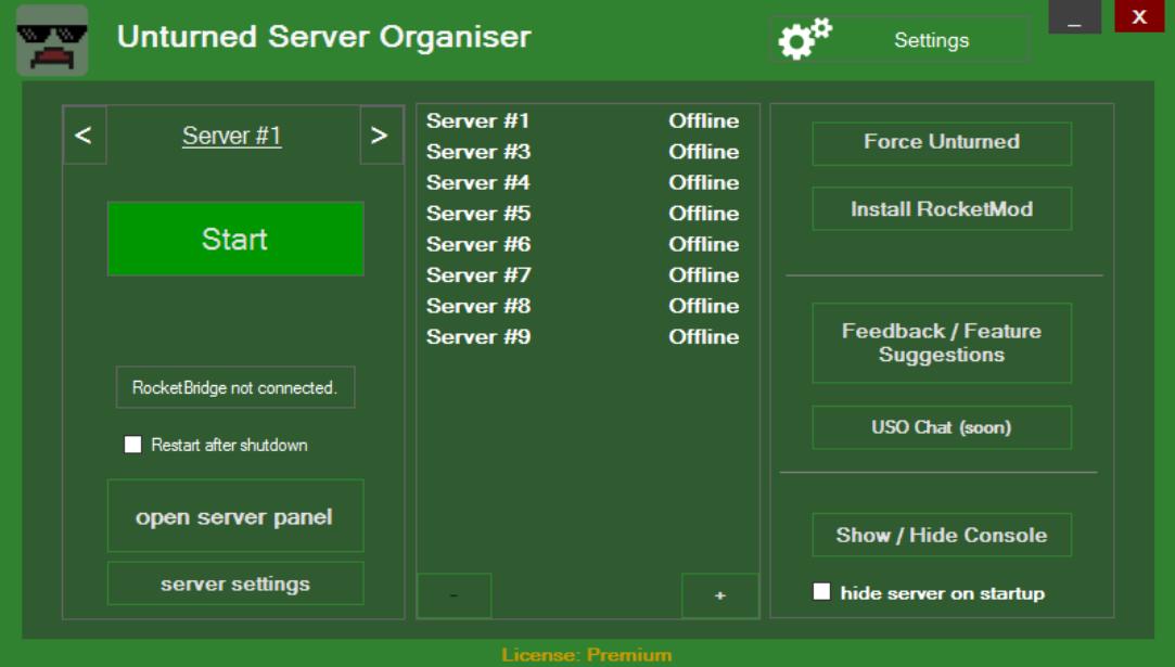 Как сделать сервер с командами