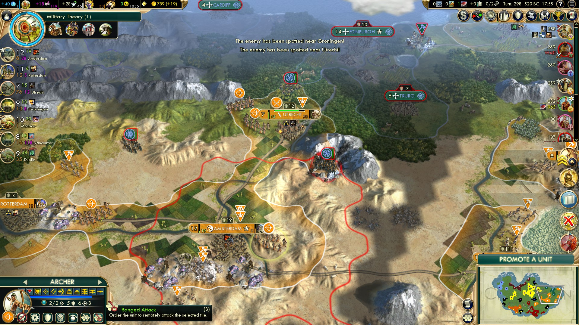 civ 6 how to get rid of war weariness