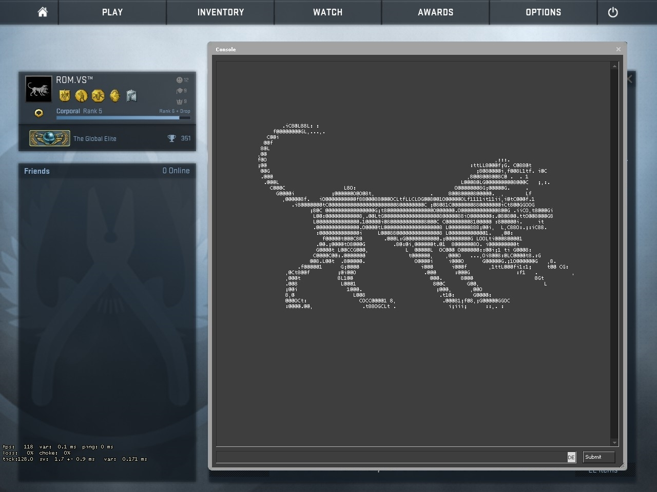One Line Ascii Art New Year : Github khrome ascii art a node js library for ansi codes