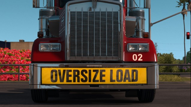Image result for oversize load