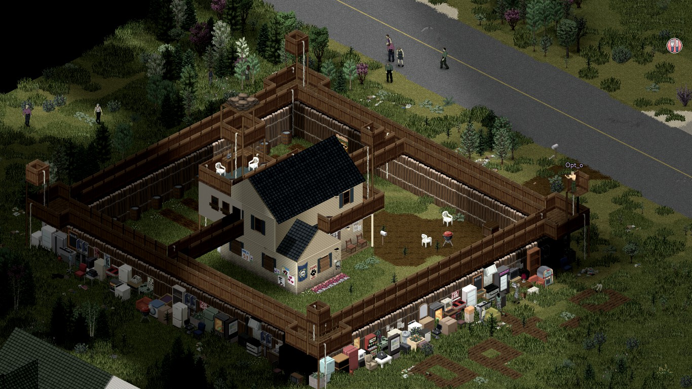 Easy PZ IWBUMS   Project Zomboid