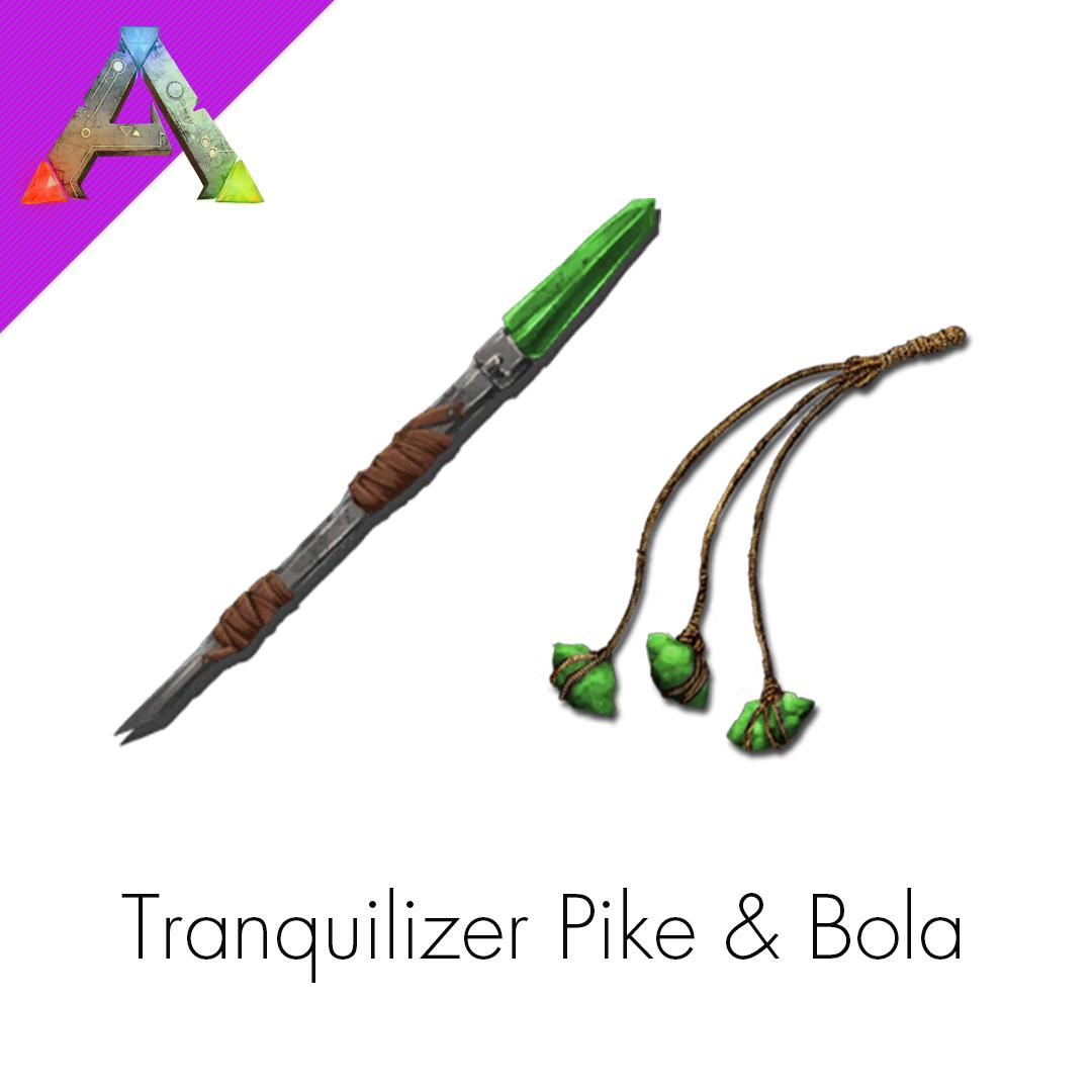 Steam Workshop :: Tranquilizer Pike & Bola 1.06