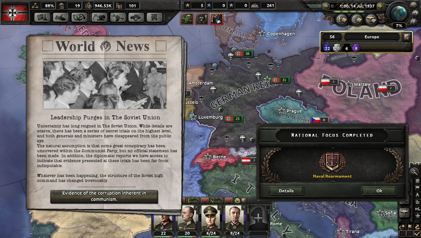 A Different Way- Germany 1936 | Paradox Interactive Forums