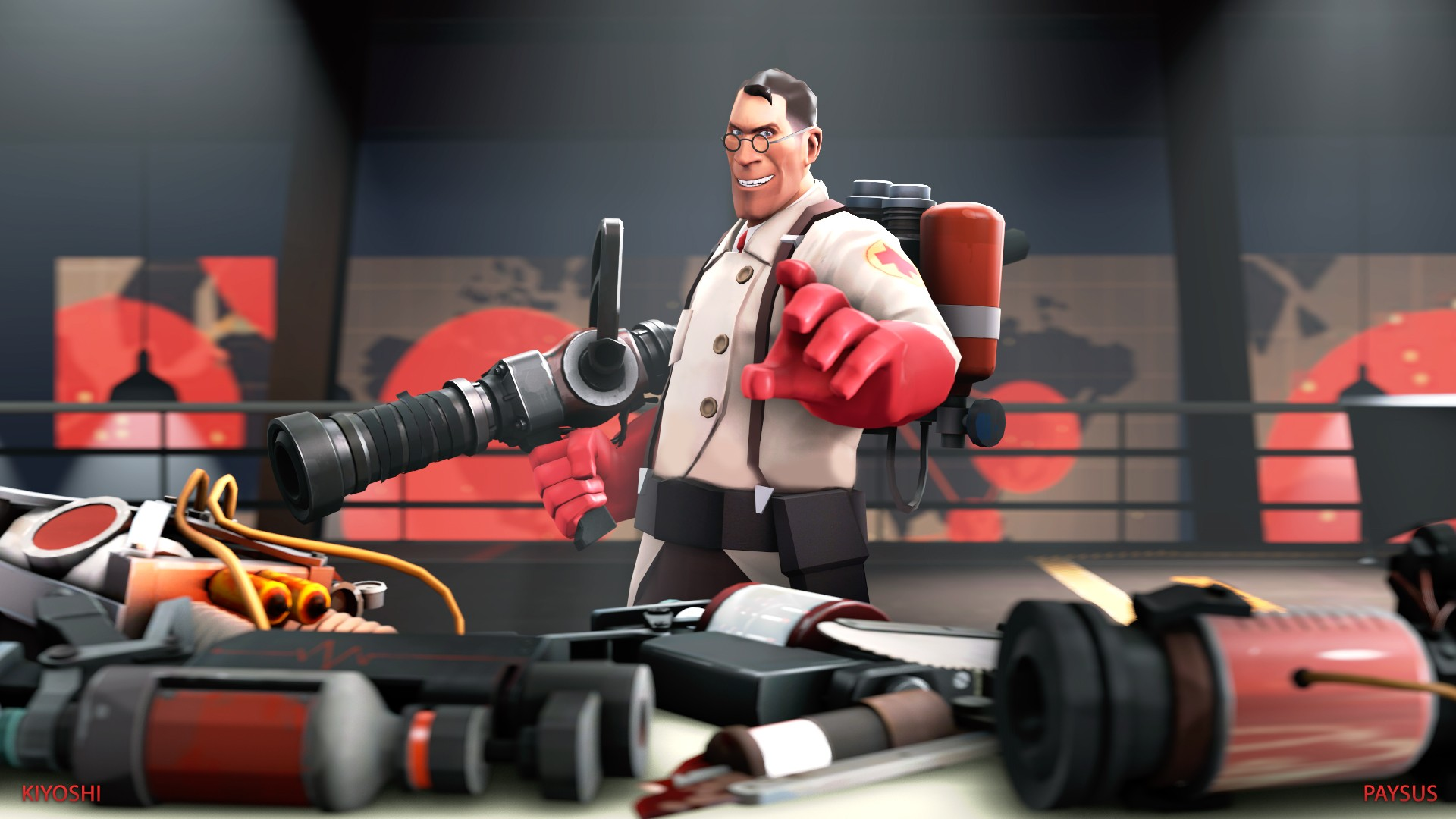 how to get custom anims to work in tf2