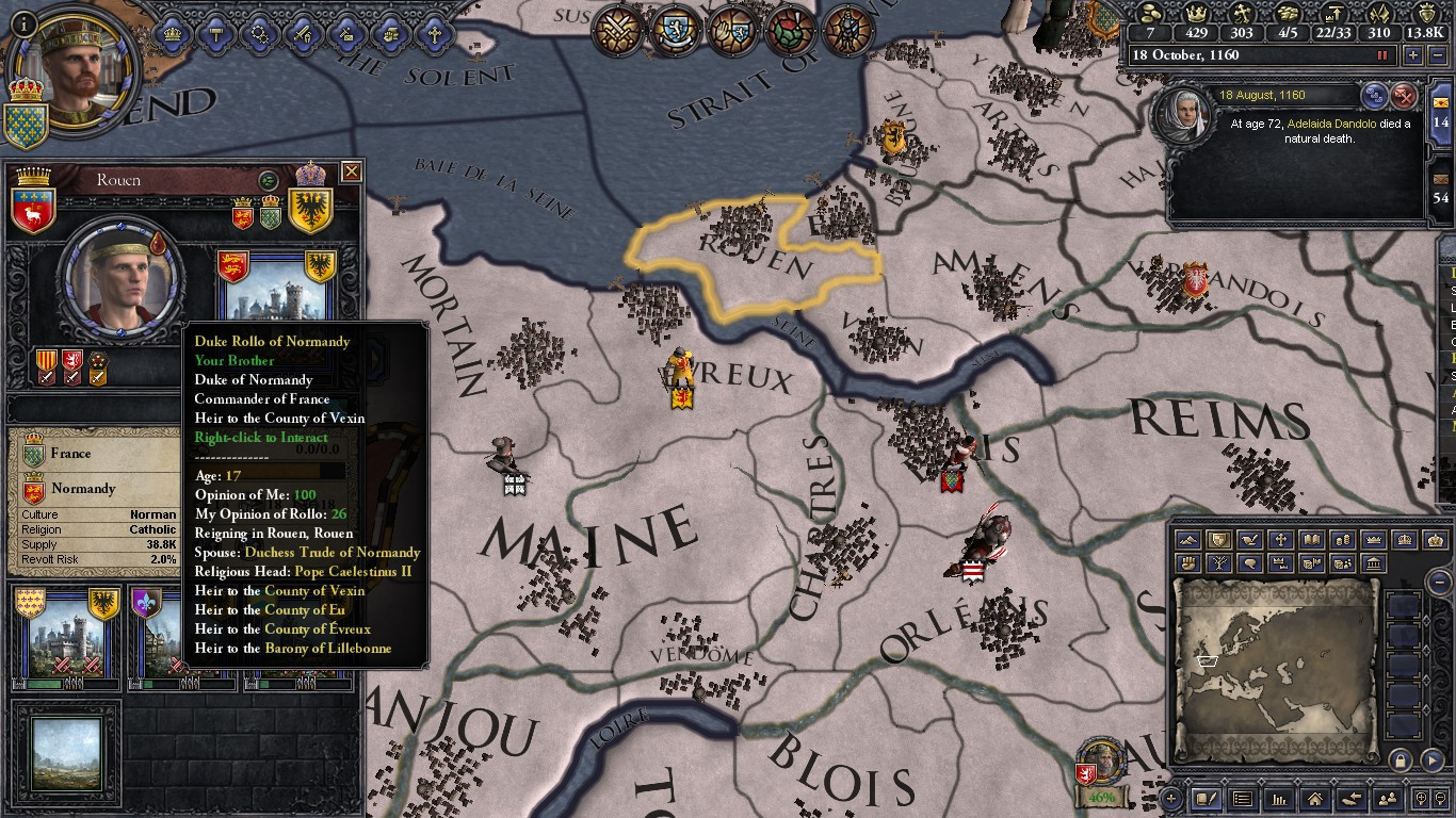 CK2 succession game | Page 5 | CivFanatics Forums