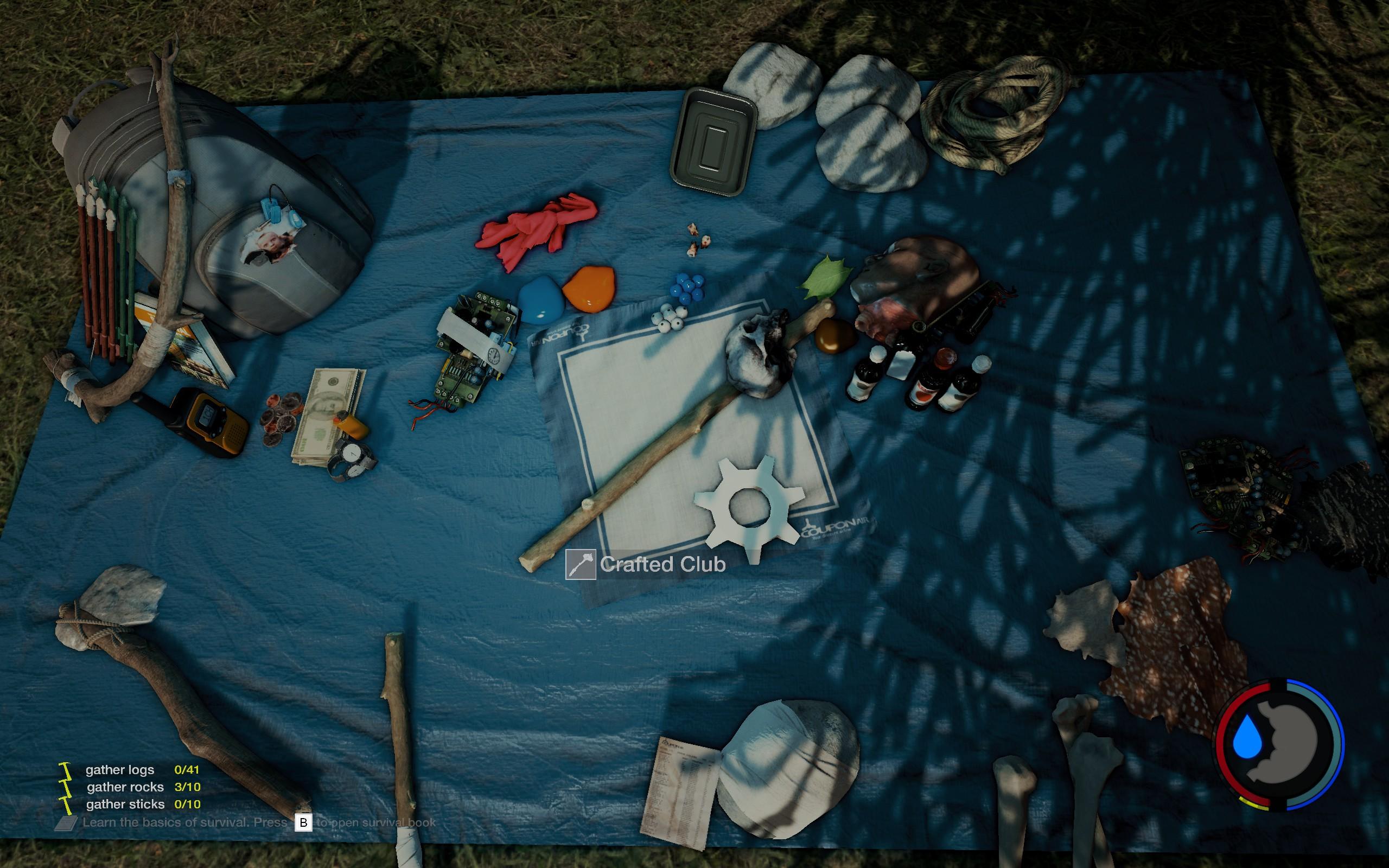 Как сделать repair tool в the forest 490