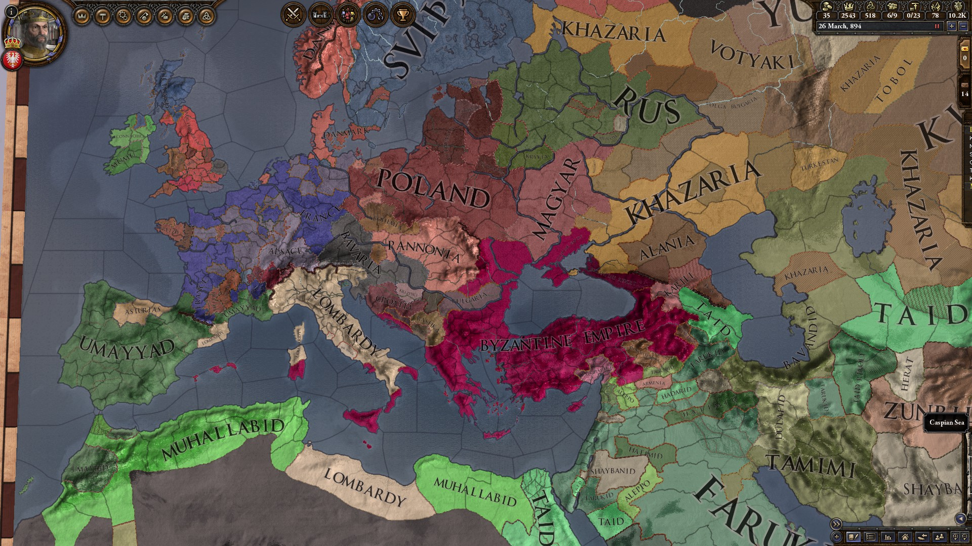 Ck2 how to stop gavelkind