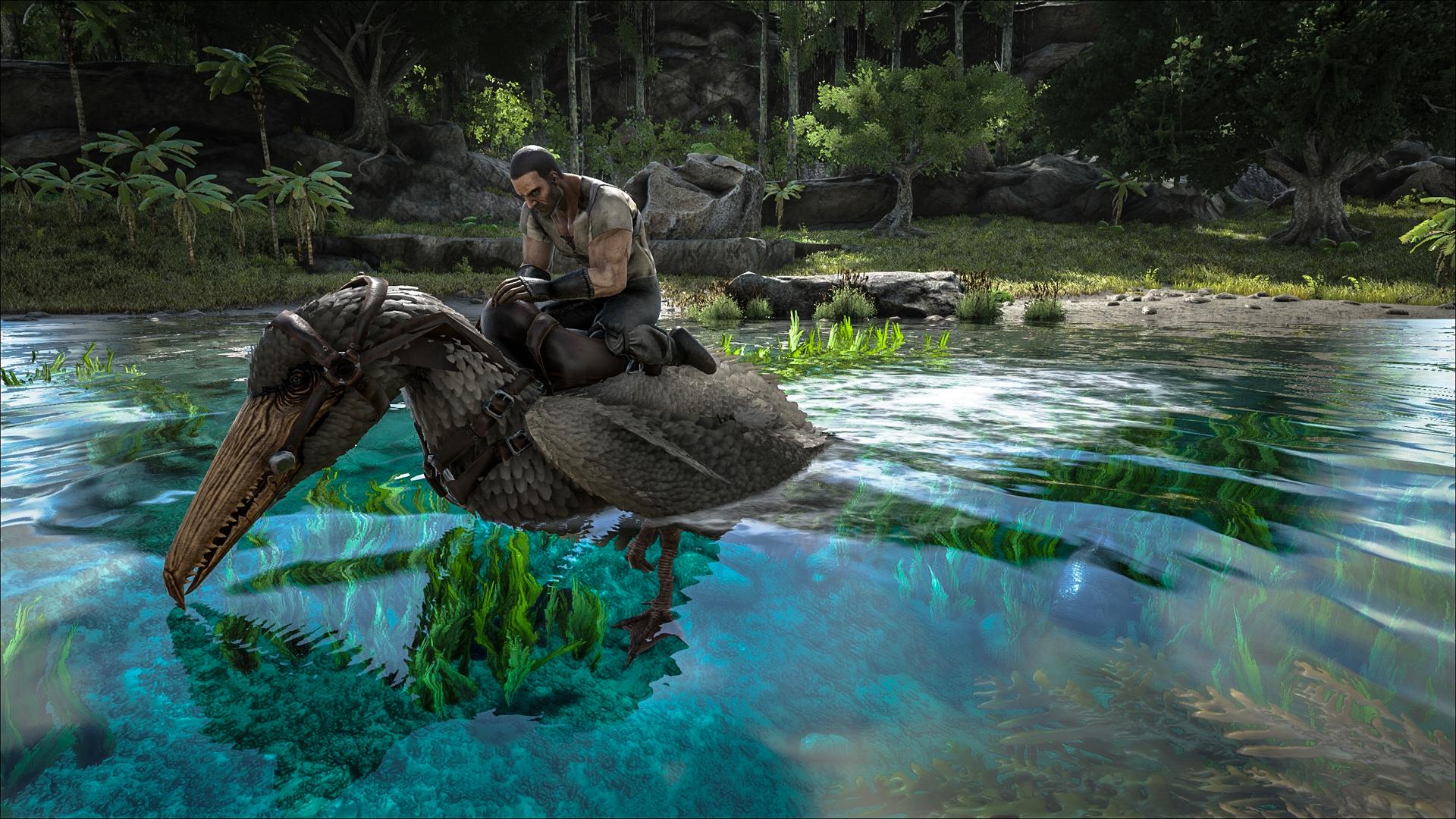 House Design Games Big Fish Ark Survival Evolved Primitive The Center
