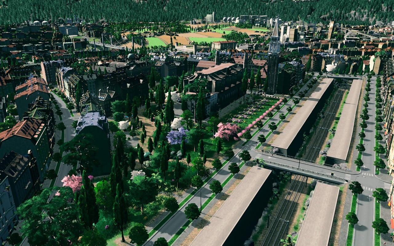 image Parc urbain