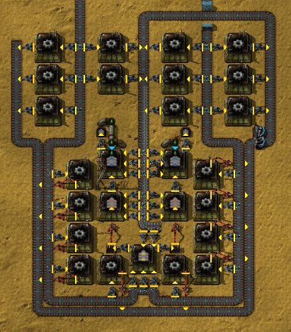 Factorio: The Ultimate Layout Guide - More Games - MadCast