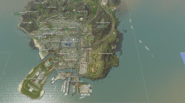 Garrys mod big city map download | Fnaf Gmod Rpg  2019-04-25