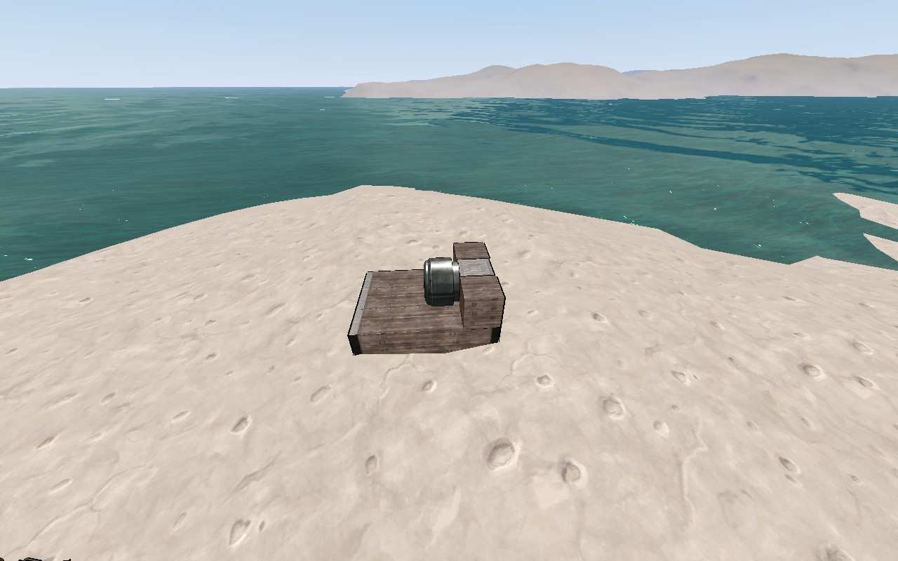 What is better? Longer barrel or short barrel on a cannon?
