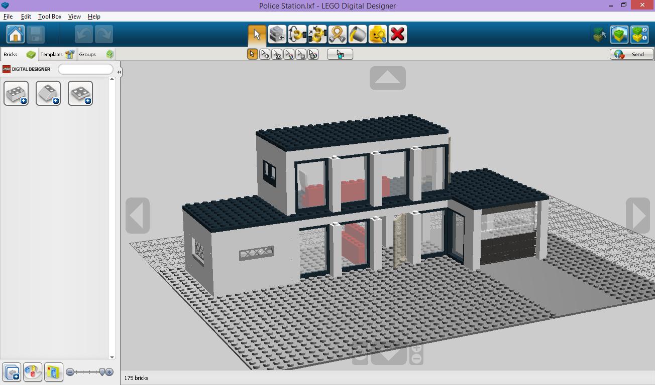 Communaut steam guide using lego digital designer - Modele de construction lego ...