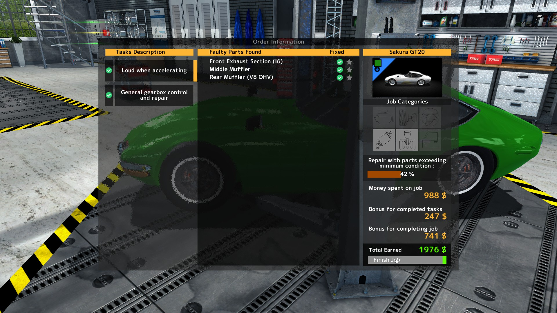 Car Mechanic Simulator–Expert Mode - PLANES, TRAINS AND AUTOMOBILES