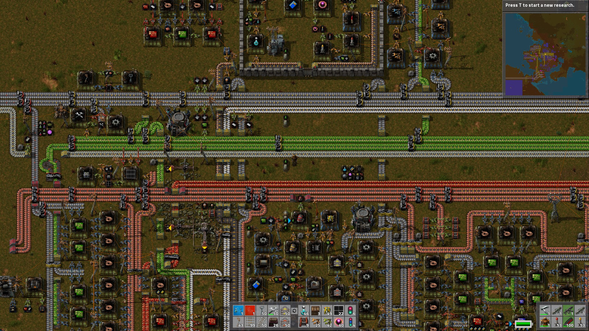 How Many Lanes Should A Bus Have? : factorio