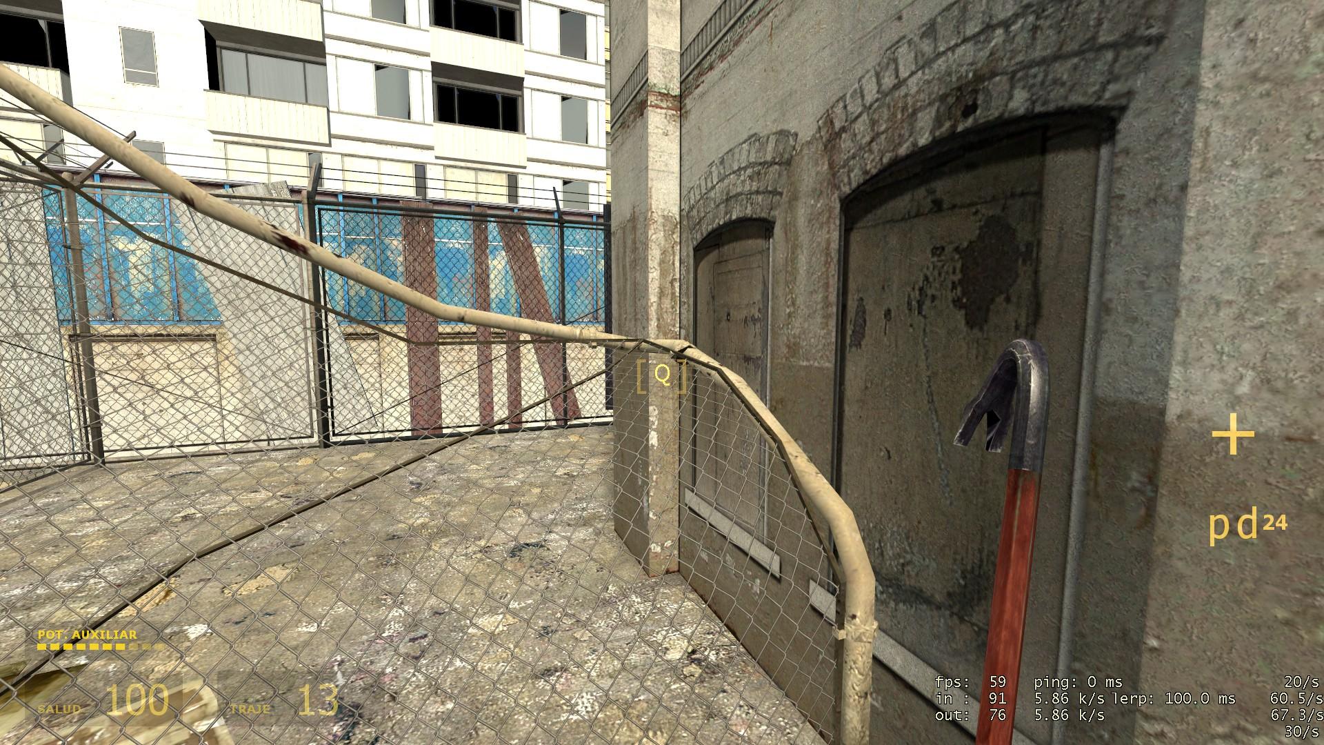 Crosshair Q/Menus BUG :: Half-Life 2 General Discussions