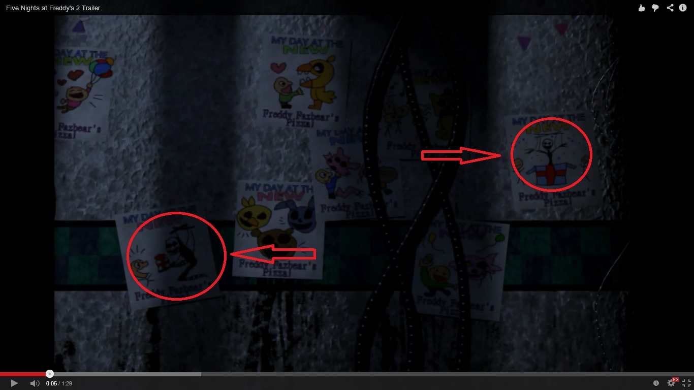 Steam community new mystery character fnaf 2