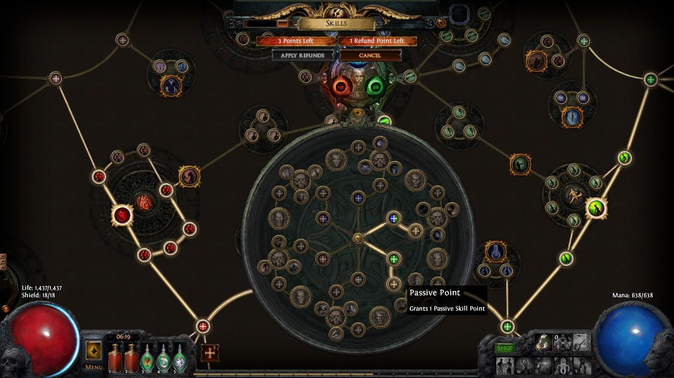 Best Labyrinth Build Poe
