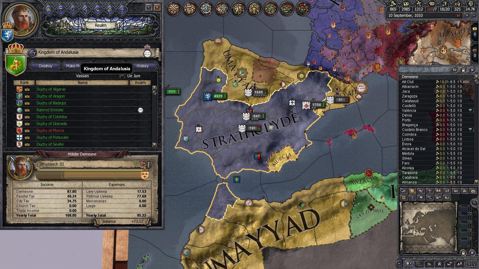 titular kingdom ck2