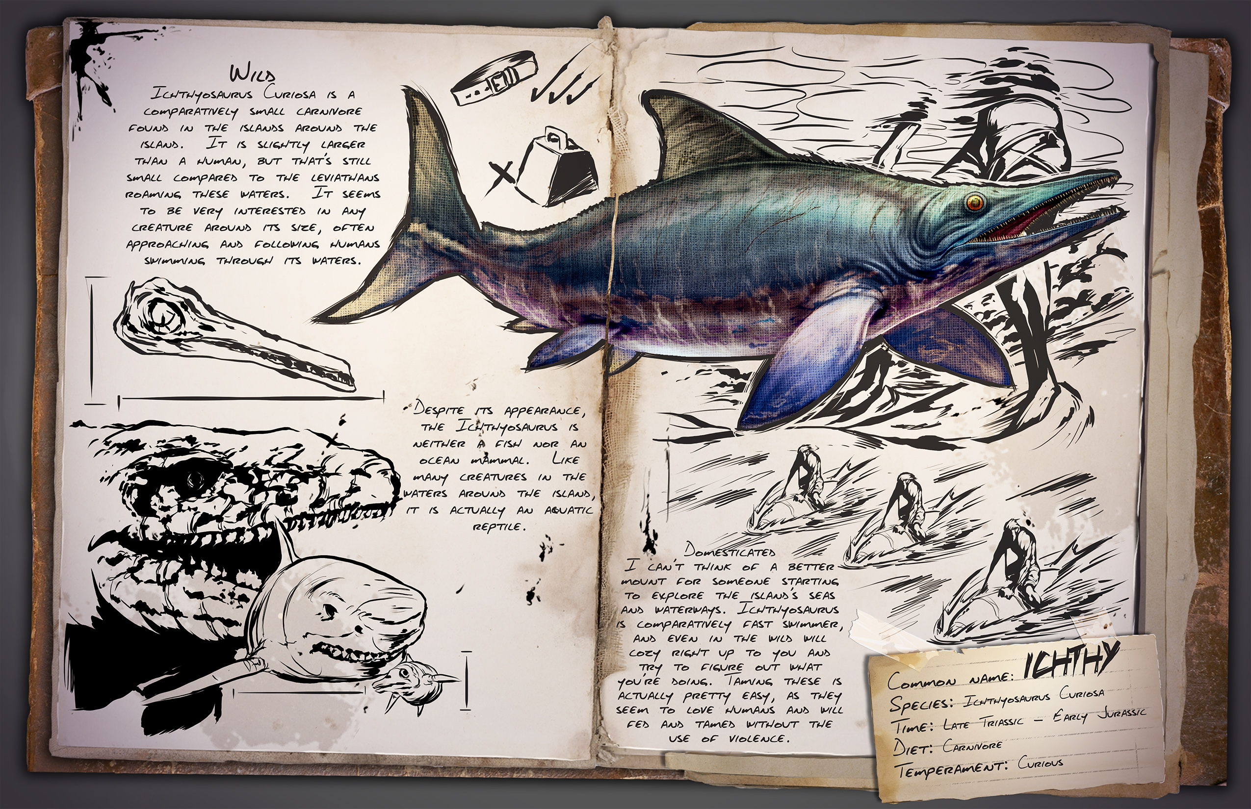 Ark survival evolved patch notes - Introducing The Ichthyosaurus And Patch 178