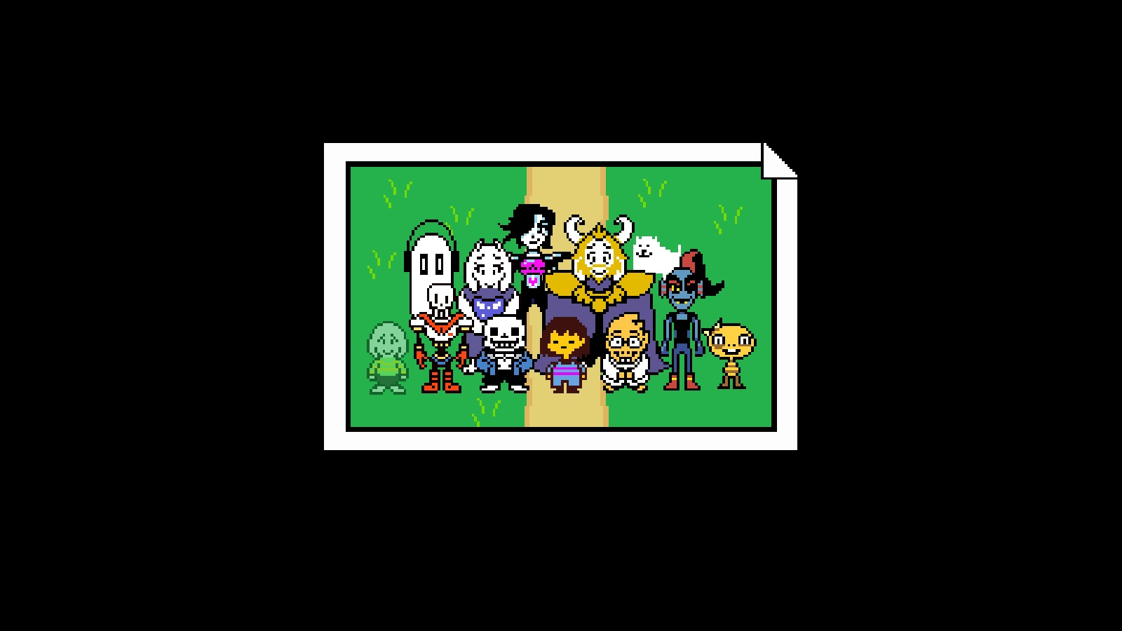 Steam Community Guide Undertale Characters