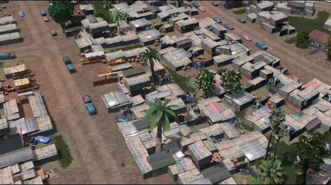 Slums for Cities Skylines - SKYMODS