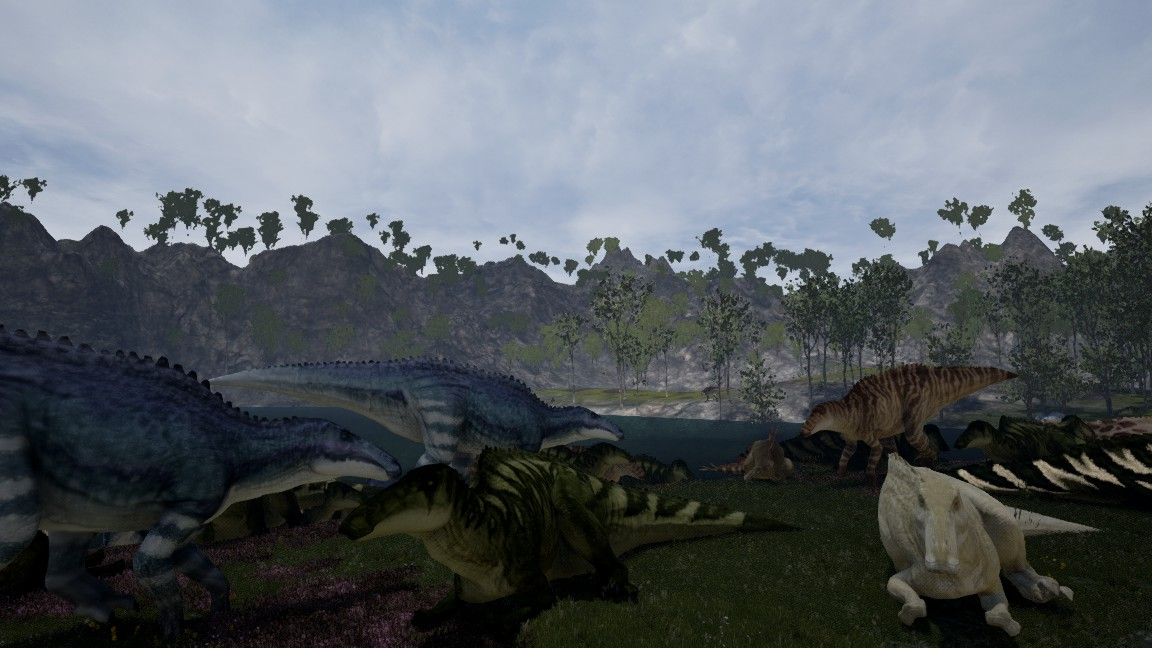 The Stomping Land Shantungosaurus 16857 | ZSOURCE