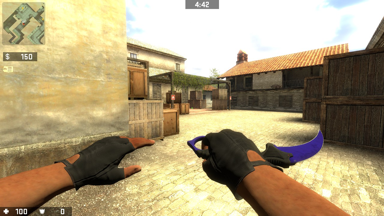Steam Community :: Guide :: Karambit Doppler (Sapphire) for CS:S