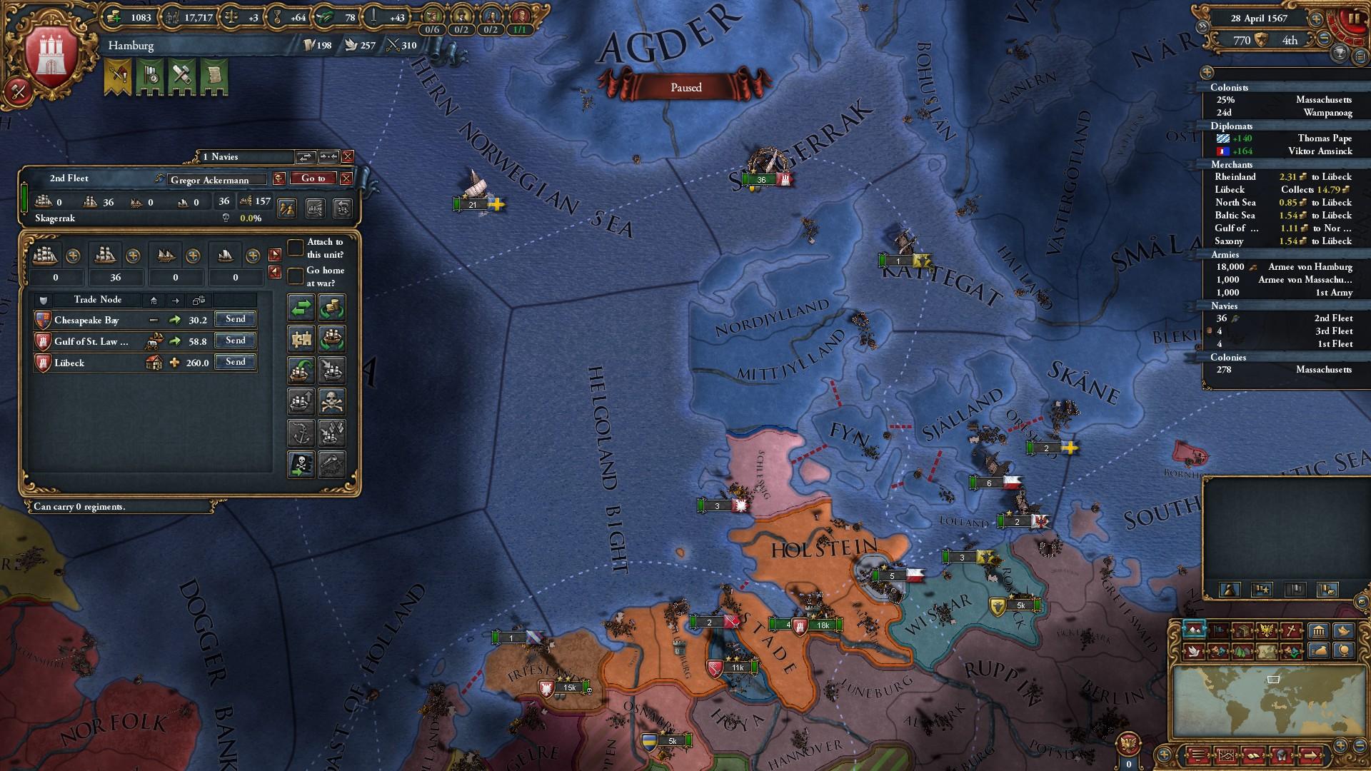 Szwecja   Europa Universalis IV PL Handel oh Handel... 9