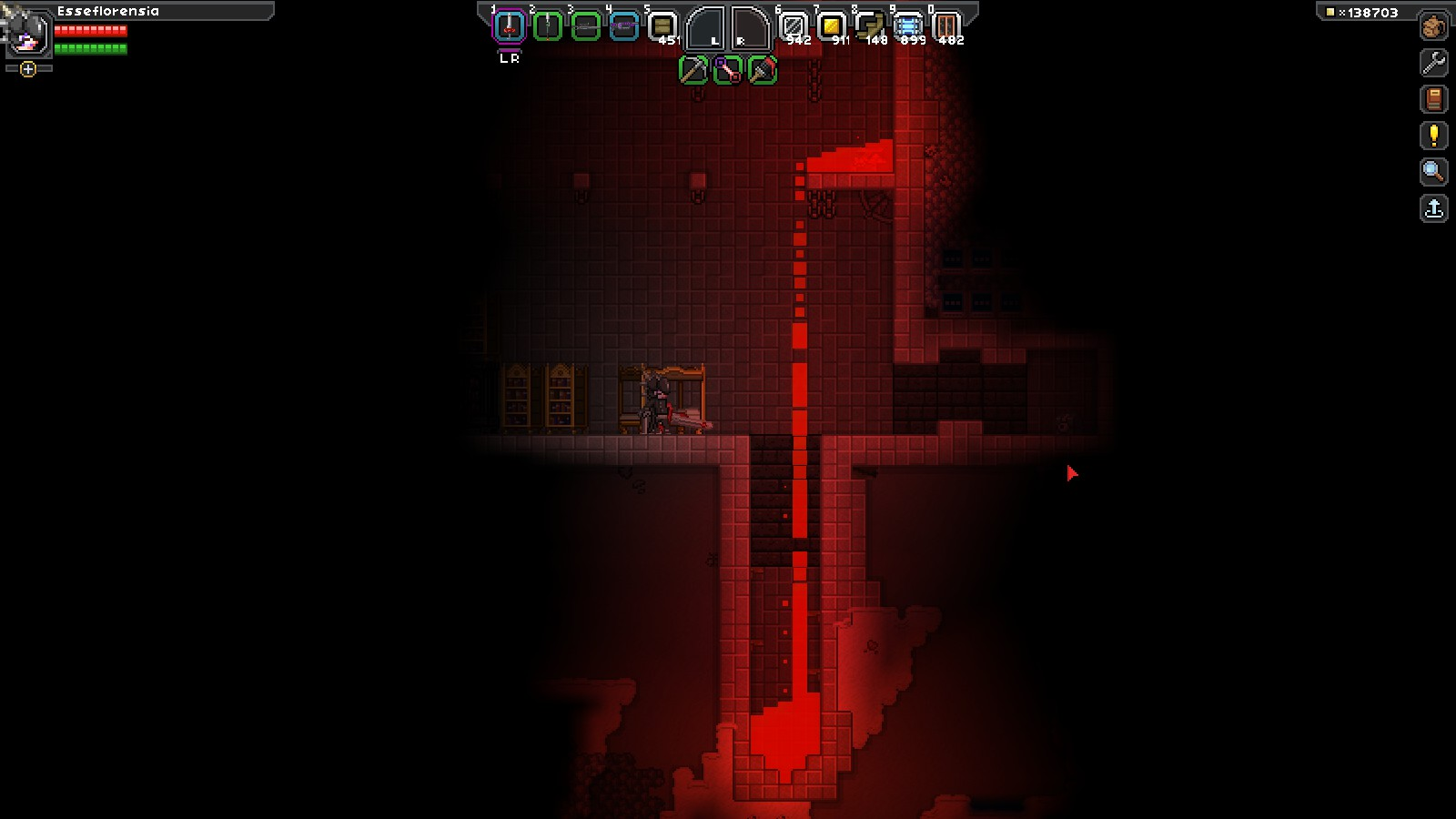 Machinima Starbound The Monsters Below Wiring Creations Image 59650bd21b41b5198e05058350a1773f795d2836