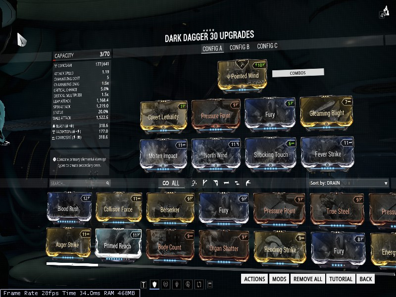 What Is The Best Dagger For Finishers Warframe