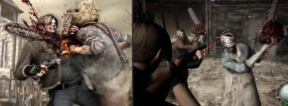 Resident Evil 4 Chainsaw Guy Steam Community :: Gui...