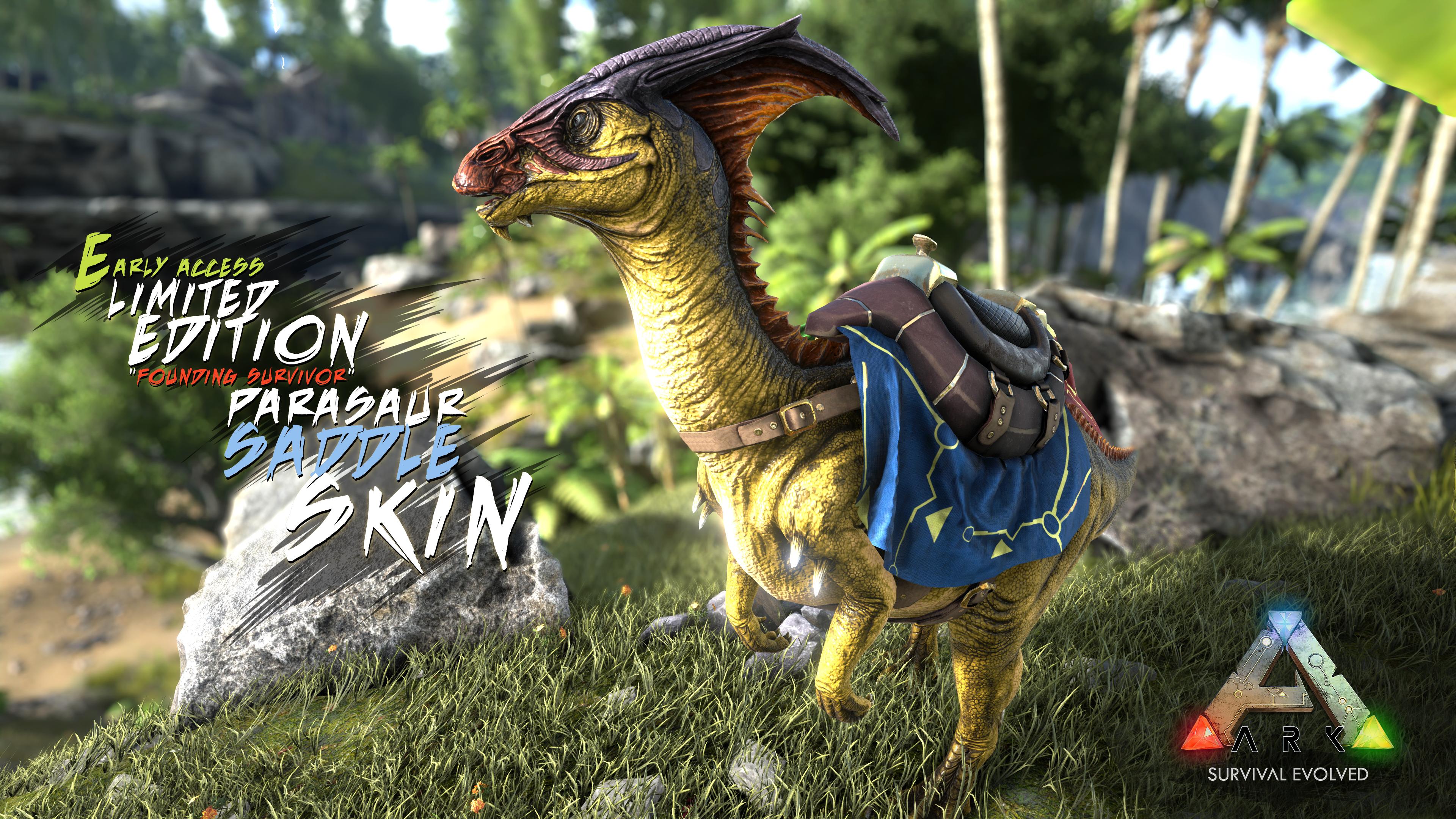 ark parasaur