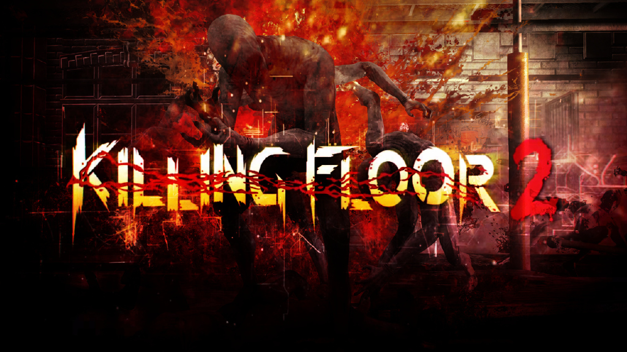 Killing Floor Qhd Wallpaper: Steam Community :: :: Killing Floor 2 Background