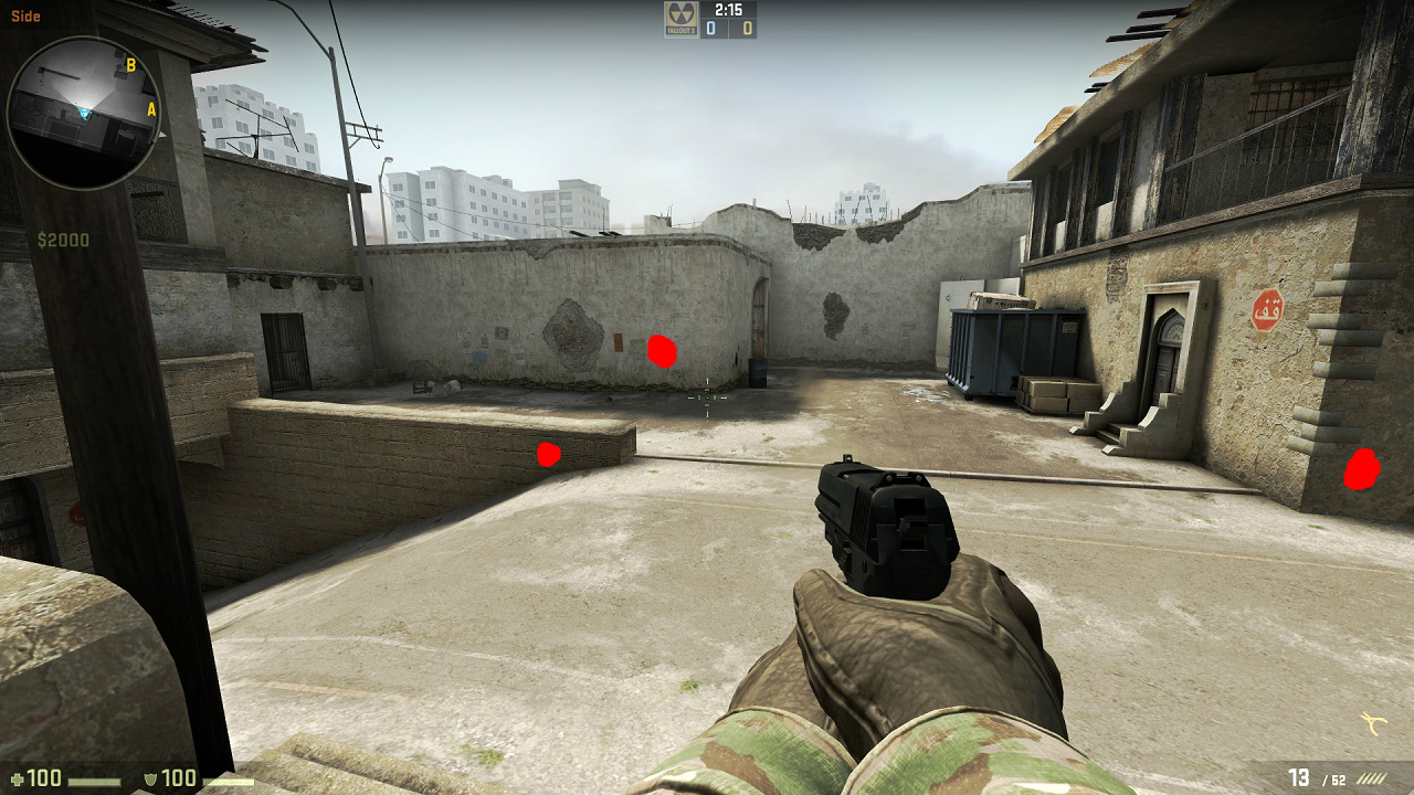 Counter-Strike Global Offensive The Trust Factor